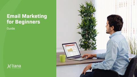 Guide email Marketing par Liana Technologies